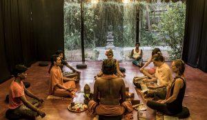 indian yoga ashram goa